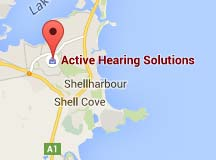Shellharbour Location